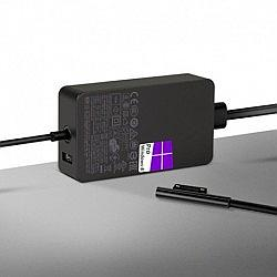 Original Microsoft Surface pro  - 1800 44W (15V 2.58A  + 5V-1A) Adaptateur Adapter Chargeur